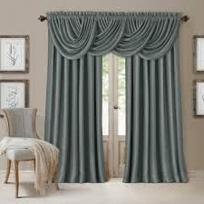 Dusty Curtains Elrene Blackout All Seasons 52 In W X 108 In L Single Panel