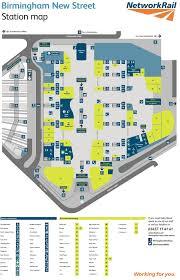 Grand Central Terminal Map National Rail Enquiries