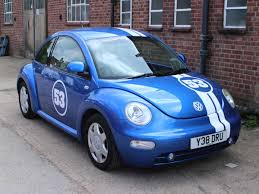 volkswagen beetle herbie vw beetle hatchback and convertible herbie decals set in silver 99