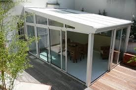 veranda chiusa verande in alluminio pro e contro