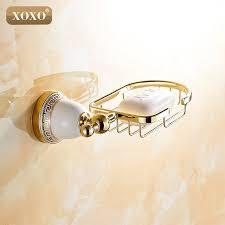 xoxo bathroom accessories fashion products solid brass diamond