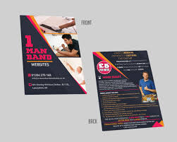 flyer design cost uk masculine economical flyer design for red flame marketing by on