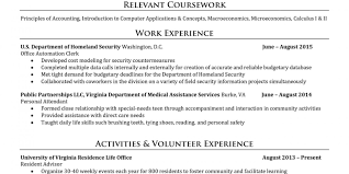 Security Job Resume Objective Resume Internship Resume Examples Top 10 Resume Objective