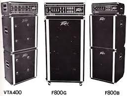 Peavey Classic 115e Cabinet Meridan Mississippi 1973 Preservation Sound