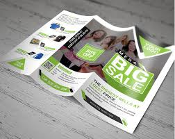 brochure templates adobe illustrator 10 attractive sale brochure templates for designers
