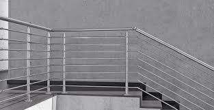 Stainless Steel Stair Handrails Manufacturer Of Steel Plus Hardware Ss Railing Ss Railing Design