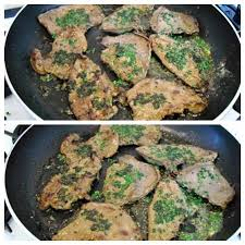cuisiner l agneau foie d agneau au vinaigre balsamique la recette facile par