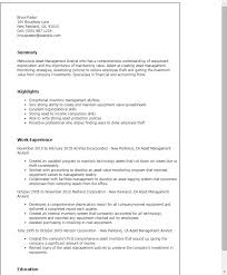certified management accountant resume combination senior