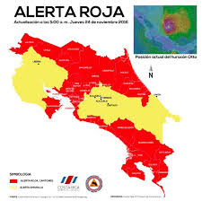 Costa Rica Airports Map Is It Safe To Travel To Costa Rica Latest Updates On Hurricane
