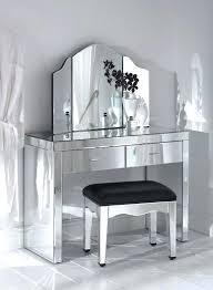 Folding Vanity Table Bedroom Vanity Table With Mirror Downloadcs Club