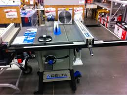 delta table saw for sale new delta 36 725 13 contractor table saw woodworking talk