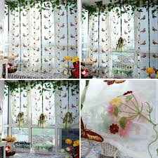 aliexpress com buy new design pastoral style window sheer