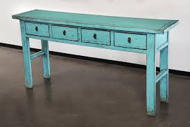 Blue Console Table Console Table Design Blue Teal Console Table Teal Console Table