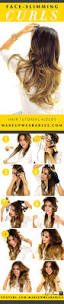 how to curl your hair to make your face thinner hairstyles