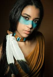 Halloween Costumes Indians 25 Native American Makeup Ideas Native