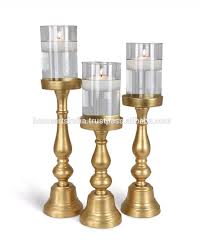tall rose gold candelabra for wedding decoration gold candelabra