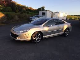 peugeot 407 coupe 2007 2007 peugeot 407 2 7hdi v6 coupe bmw mercedes honda volvo in