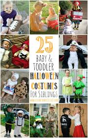 25 baby and toddler halloween costumes for siblings toddler