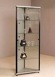 Modern Corner Curio Cabinet Curio C 9 Modern Curios
