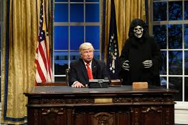 alec baldwin trump impression watch every snl sketch ew com