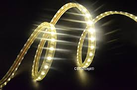 Outdoor Led Rope Lighting 120v Cbconcept Ul Listed 80 Bright 22000 Lumen