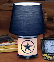 dallas cowboys nfl accent table lamp jpg