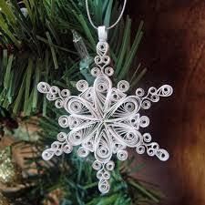 1503 best quilling snowflakes images on