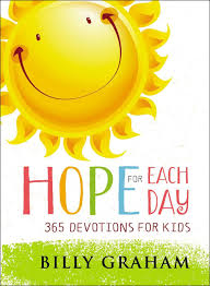 hope for each day 365 devotions for kids tommy nelson