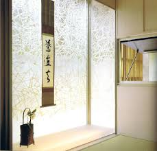 japanese style wood room divider rd0036 glass laminated washi for japanese style
