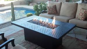 Outdoor Propane Firepit Popularity Of Propane Firepit Table Boundless Table Ideas