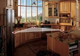 work triangle kitchen layouts plan your space merillat