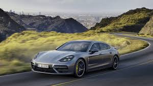 porsche panamera modified porsche panamera gets longer wheelbase and more in 2017 with video