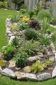 thinking of a flower bed similar to this in the backyard plants