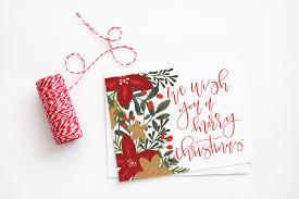 bulk christmas cards christmas card set of 24 illustrated floral card