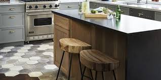 kitchen cabinets with white tile floors 10 best kitchen floor tile ideas pictures kitchen tile