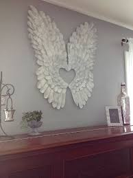 Christmas Decorations Angel Wings by Best 25 Angel Wings Ideas On Pinterest Diy Angel Wings Diy