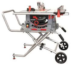 heavy duty table saw for sale new king canada 10 jobsite table saw with folding stand sale