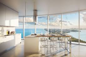 Interior Of A Kitchen Rendering Alert Interiors Of The Ritz Carlton Residences Sunny