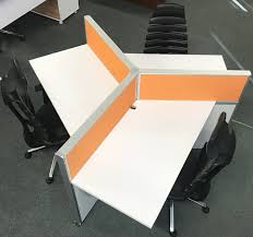 Arnold Reception Desks by Fit Three People In A 6 U0027x6 U0027 Space Available Arnold U0027s