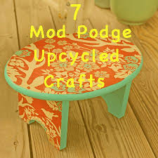 Upcycle Crafts - upcycle a old phone case with coloring book pages and mod
