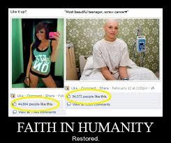 Faith Meme - faith in humaity restored 07