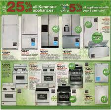 sears appliance black friday sears black friday 2011 full doorbusters include discounts for