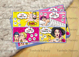 themes for kitty parties in india goods service tax money theme party housie game tambola ticket