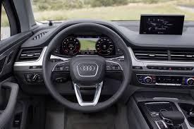 Audi Q7 Diesel - 2016 audi q7 review