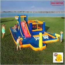 Backyard Inflatables Inflatable Water Park Ebay