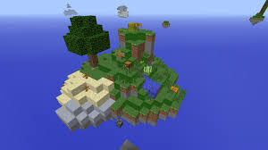 Skyblock Map Surv Skybiome 1 7 10 Maps Mapping And Modding Java Edition