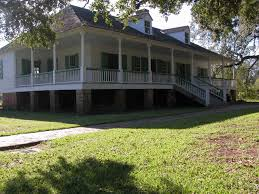 Historic Southern House Plans Magnolia Mound Plantation Brec Org