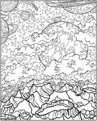 free coloring pages dover simple dover publications free