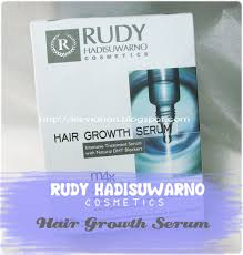 Serum Rudy indonesia by via han review rudy hadisuwarno
