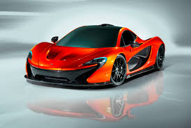 mclaren p1 side view mclaren p1 radical f1 inspired supercar revealed photos 1 of 3